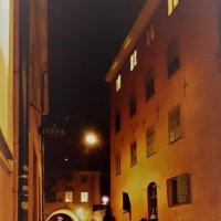 темнеет рано в ноябре :: liudmila drake