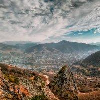 Вид с горы Шоана :: Ирина Христенко