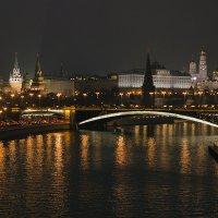 Москва вечерняя :: Olga F