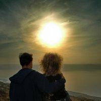 Наслаждение озером Кинерет (Галилейское море) :: Дмитрий Моисеев