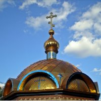 Крест :: Татьяна Пальчикова