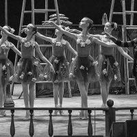 Балетный класс :: михаил шестаков