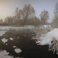 Туда, где на снегоходе только 8 :: Сергей Жуков