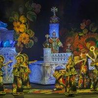 """Сцена из мюзикла для всей семьи """"Летучий корабль"""" :: Владимир Максимов"""