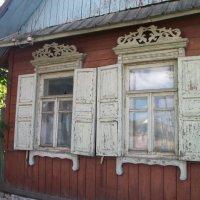 Уходящее деревянное зодчество :: Галина Бобкина