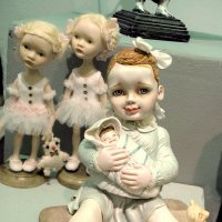 Авторские куклы. :: Елена