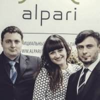 Альпари , побывал как то в гостях в офисе :: Игорь Касьяненко