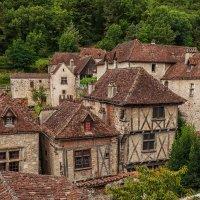 Франция. Деревня Сен-Сирк-Лапопи. :: Надежда Лаптева