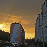 вечер в Теплице :: Елена