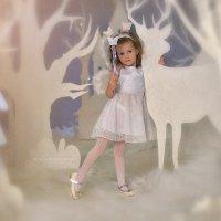 Маленькая снежинка :: Юлия Масликова