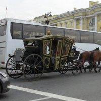 Такой разный транспорт! :: Вера Щукина