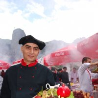 Вкусный фестиваль - самые вкусные шашлыки :: Susanna Sarkisian