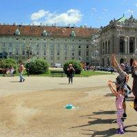 и в Вене бывает весело :: Ольга