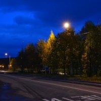 Осенний город :: Ольга