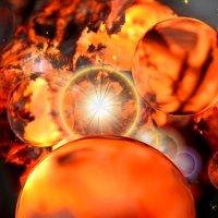 Вселенная ада :: Сергей Шаврин