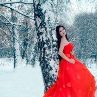 Сибирская Белоснежка :: юлия Алексенко