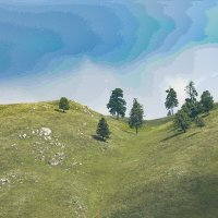 На холме :: Андрей Мартюшев