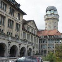 Обсерватория Урания в Цюрихе :: Елена Павлова (Смолова)