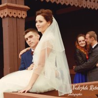 Елена  и Александр :: Надежда Ратникова