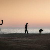 Три взгляда на закат :: Лидия Цапко