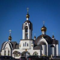 Храм Серофима Соровского :: Сергей Говорков