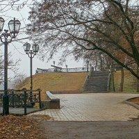 Черниговский Вал поздней осенью :: Сергей Тарабара