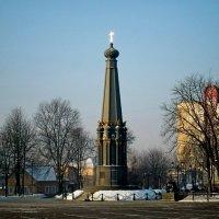 Памятник войны 1812 года! :: Андрей Буховецкий