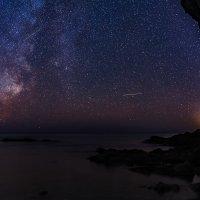 Ночь на море :: Александр Хорошилов