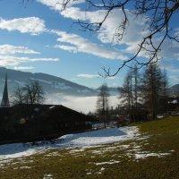 Альпийский туман :: Мария Самохина