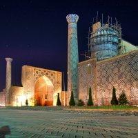 Площадь Регистан в Самарканде :: Денис Кораблёв