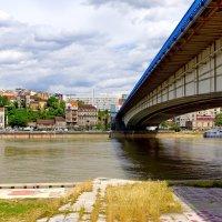Бранков мост в Белграде :: Денис Кораблёв