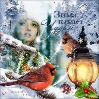 Зима пахнет чудом... :: Michelen