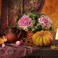 Как вино осень выпью до капли... :: Валентина Колова