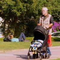 Два поколения. :: Пётр Беркун