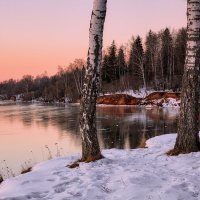 ледяное зекркало :: Дмитрий Булатов