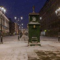 Снег, фонари.... :: Valentina - M
