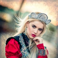 Русская красавица :: Фотограф Андрей Журавлев