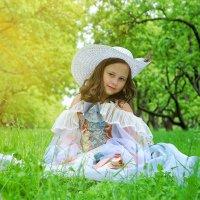 Маленькая леди :: dasik tarasova