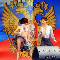 Орлы отвернулись высунув языки... :: Андрей Головкин