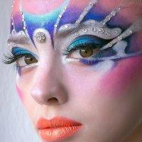 Вечерний макияж .... Анна . :: Андрей Якимюк