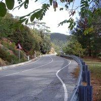 Дороги Кипра. :: Oleg4618 Шутченко
