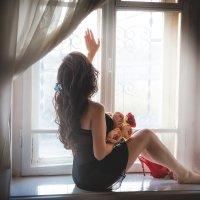 Она любила свет... :: Наталья Кирсанова