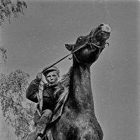 Проба. 1980 г. :: Валерий Симонов