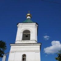 Спасская церковь в Воронеже :: София