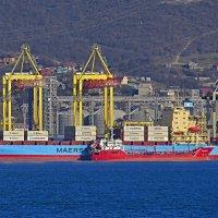 Повседневная жизнь порта :: Валерий Дворников