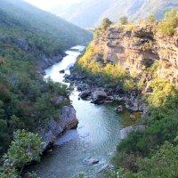 Каньон реки Морача :: Елена Даньшина