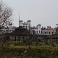 дворец Пусловских. :: Sergey (Apg)