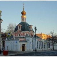 Храм великомученицы Екатерины на Всполье ( 1766 - 1775 ) :: марк