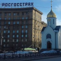 Улица Новосибирска . :: Мила Бовкун