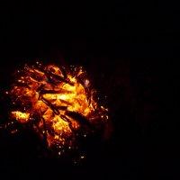 горящие угли. :: Дмитрий Гринкевич